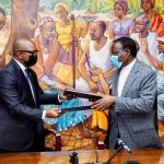 RDC : Remise et reprise entre Sama Lukonde et Sylvestre Ilunga Ilukamba
