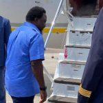 Kinshasa : Joseph Kabila de retour dans la capitale après plus de 4 mois d'absence