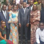 Rosette Saiba réhabilitée comme DG de l'O.N.T : La DGa Jolie Yombo remercie le ministre Yves Bunkulu