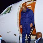 RDC : Felix Tshisekedi est arrivé à Lubumbashi