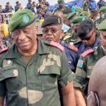 Etat de Siège en Ituri : Le gouverneur militaire Luboya N'kashama est arrivé à Bunia