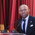 """Journée mondiale de la liberté de la presse : Patrick Muyaya promet d'éradiquer les """"moutons noirs"""" qui ternissent l'image du metier de journaliste en RDC"""