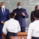 RDC : Le Secrétaire général à l'EPST, Jean Marie Mangobe suspendu de ses fonctions