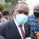 EPST : Suspendu de ses fonctions, le secrétaire général JM Mangobe sollicite la protection de Sama Lukonde