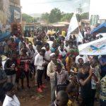 Kongo Central : La fédération de l'UDPS Cataractes dotée des moyens de locomotion