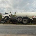 Kongo Central : Plusieurs morts dans l'accident d'un camion citerne sur la RN1 vers Kimpese