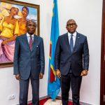 RDC : L'amélioration du quotidien des congolais au centre des échanges entre Sama Lukonde et le Président du Conseil Economique et Social