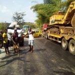 Kongo Central : Deux cadres de l'UDPS fracturés dans un accident de circulation à Minkelo