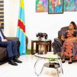 Diplomatie : La Chine et la RDC comptent relancer la coopération dans le domaine de l'environnement et du développement durable