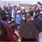 Haut Katanga : Gabriel Kyungu, de retour à Lubumbashi après un séjour à l'étranger pour soins de santé