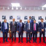 RDC : Une délégation d'hommes d'affaires égyptiens membres de EGAAD a échangé avec Sama Lukonde