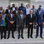 Football : Hector Cuper, le nouveau sélectionneur des Léopards reçu par Sama Lukonde