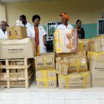 Maniema : L'association les Bernadites a fait des dons en médicaments à des centres de santé du territoire de Pangi