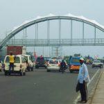 Kinshasa : Le travaux d'aménagement sur le tronçon entre le saut de mouton du Marché Liberté et celui de Mokali ont débuté ce lundi