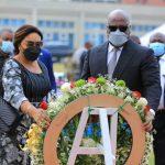 RDC : Félix Tshisekedi a rendu ses derniers hommages à Kitenge Yesu
