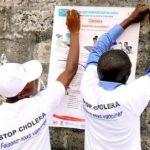 Kasaï Oriental : Vers la déclaration de la fin de l'épidémie de choléra