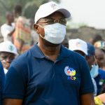 Kinshasa : Gentiny Ngobila annonce la fin prochaine des travaux de réhabilitation de l'avenue Elengesa