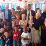 Sud-Ubangi : L'ong Lipalci a commémoré la journée du 13 juin dédiée aux albinos dans le monde