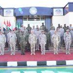 RDC : Le chef d'état major des forces armées égyptiennes à la tête d'une délégation d'officiers arrivée lundi à Kinshasa pour une mission officielle de 4 jours