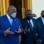 RDC : Félix Tshisekedi a eu un tête à tête avec Cyril Ramaphosa à Maputo