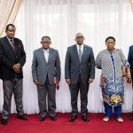 Elections 2023 : Le Comité laïc de coordination a échangé avec Sama Lukonde