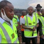 Goma : Les réseaux de distribution d'eau et d'électricité fortement affecté par l'éruption de Nyiragongo