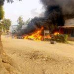 Lomami : Un dépôt de carburant prend feu à Kabinda