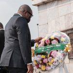 61e anniversaire de l'indépendance de la RDC : Sama Lukonde a rendu hommage à Kasa-Vubu et Lumumba