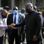 Nord-Kivu : Félix Tshisekedi a remis des véhicules 4×4 à l'Observatoire Volcanologique de Goma