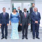 Diplomatie : Les relations bilatérales entre la RDC et l'Egypte sont au beau fixe