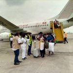 RDC : Des grandes mesures pour empêcher la transmission de la COVID-19 à partir de l'aéroport international de Ndjili