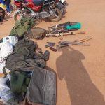 Nord-Kivu : 17 personnes arrêtées dont six militaires et 4 armes recuperées lors d'un bouclage à Beni