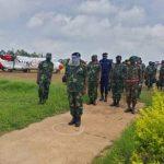 RDC : Le Général Gabriel Amisi à Beni pour s'enquérir de la situation de l'affectation des fonds alloués aux opérations militaires