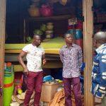 Gemena : Des hommes armés ont pillé deux boutiques en plein marché central