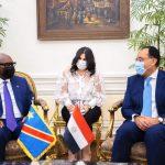 Kinshasa : Le projet «Kitoko New City» au centre des échange entre Sama Lukonde et son homologue égyptien, Dr Mostafa Madbouly