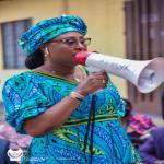 RDC : Visite d'inspection du ministre de la Formation professionnelle Antoinette Kipulu à l'ex Institut technique et professionnel agricole