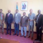 Sud-Ubangi : Une mission<br>d'information conduite par cinq élus nationaux pour s'imprégner d'un conflit foncier