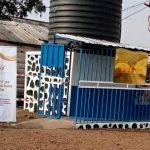 RDC : La fondation Denise Nyakeru a financé la construction de deux bornes fontaines pour le camp Katindo de Goma