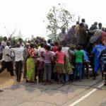 Bandundu : Un accident de circulation fait plusieurs blessés sur la RN1 vers Misele