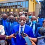 RDC : Le ministre des Transports Chérubin Okende attendu la semaine prochaine à la commission ECOFIN du Sénat