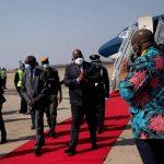 RDC : Félix Tshisekedi de retour à Kinshasa après sa participation à l'investiture de Hakainde Hichilema de la Zambie