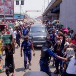 Tracasseries routières à Kinshasa : Une dizaine d'agents de la police routière pris en flagrant délit lors d'une prospection du ministre de Intérieur