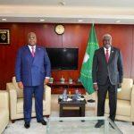 Coup d'Etat au Guinée Conakry : Les présidents de l'UA Félix Tshisekedi et de la commission de l'UA Moussa Faki condamnent toute prise de pouvoir par la force
