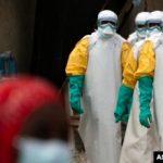 """RDC : L'équipe du professeur Jean-Jaques Muyembe annonce la découverte d' """"EBANGA"""", un nouveau médicament contre la maladie à virus Ebola"""