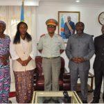 Nord Kivu : Le gouverneur Constant Ndima a reçu le soutien de la présidente nationale du parti politique COFEDEC