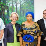 Coopération Bilatérale : L'Allemagne se propose de mettre en place des mécanismes pour permettre à la RDC de mieux gérer ses ressources naturelles