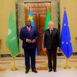 Rome : Félix Tshisekedi et Sergio Mattarella ont échangé sur les sujets d'intérêts communs des deux pays