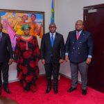 RDC : Sama Lukonde a présidé la 1ère réunion de la troïka économique