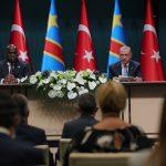 Coopération Bilatérale : La RDC et la Turquie ont fixé un volume des échanges bilatéraux de 250 millions de Dollars