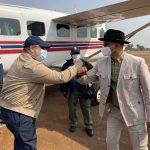 RDC : L'Ambasseur américain Mike Hammer à Kashobwe pour tenter de reconcilier Moïse Katumbi et Félix Tshisekedi
